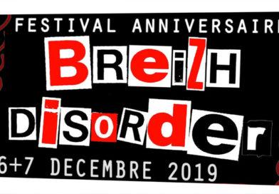 Breizh Disorder • ven 06 & sam 07.12