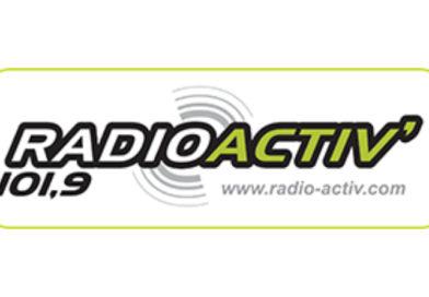 La session live de Radio Activ' • jeu 05.03