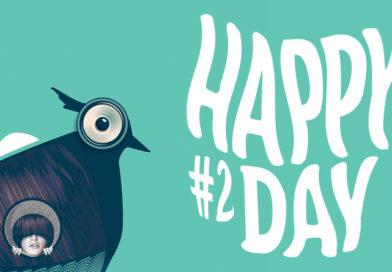 Happy Day #2 : journée festive & gratuite • sam 14.09