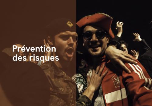 Menu prévention